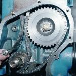 Замена башмака натяжителя цепи на ВАЗ 2101-ВАЗ 2107