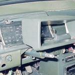 Замена комбинации приборов низкой панели на ВАЗ 2108, ВАЗ 2109, ВАЗ 21099