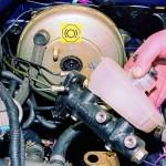 Замена главного тормозного цилиндра на ВАЗ 2108, ВАЗ 2109, ВАЗ 21099
