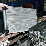 Замена радиатора охлаждения на ВАЗ 2108, ВАЗ 2109, ВАЗ 21099