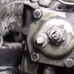 Проверка уровня масла в рулевой колонки на ВАЗ 2101-ВАЗ 2107