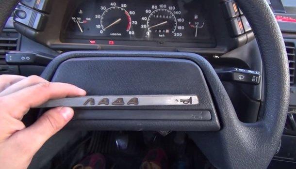 Замена рулевого колеса ВАЗ