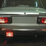 Замена заднего противотуманного фонаря на ВАЗ 2106