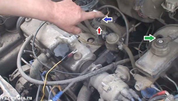 Проверка герметичности тормозной системы