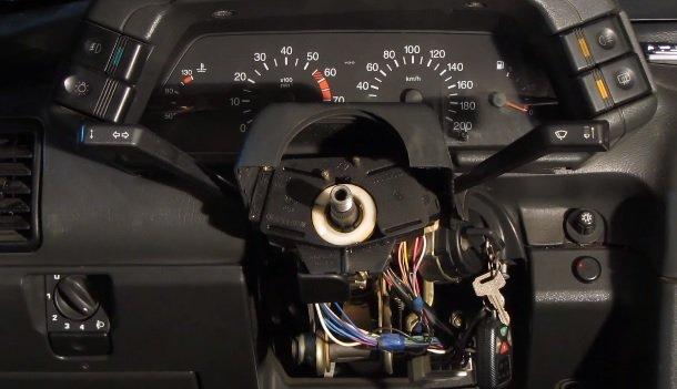 Замена рулевого колеса на ВАЗ