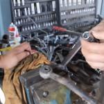 Замена сайлентблоков в рулевой тяге на ВАЗ 2110, ВАЗ 2111, ВАЗ 2112