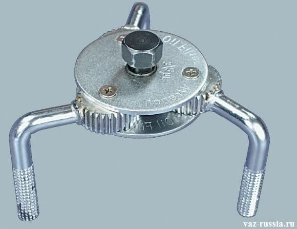 Ключ для снятия масляного фильтра фото