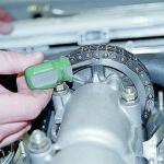 Установка фаз газораспределения по меткам на ВАЗ 2101-ВАЗ 2107