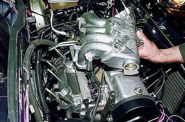Замена ресивера на инжекторных ВАЗ