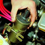 Замена катушки зажигания на ВАЗ 2108, ВАЗ 2109, ВАЗ 21099