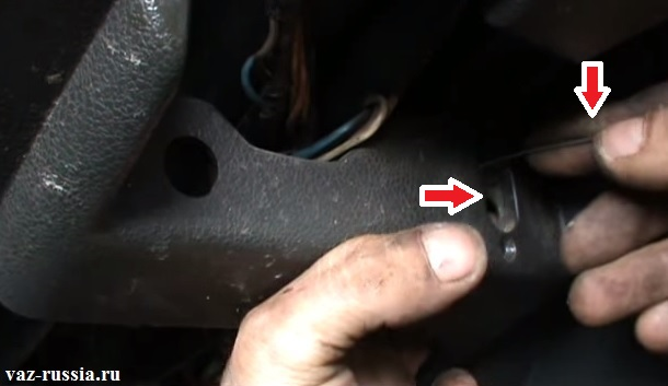Как сделать автоматический подсос ваз 2109