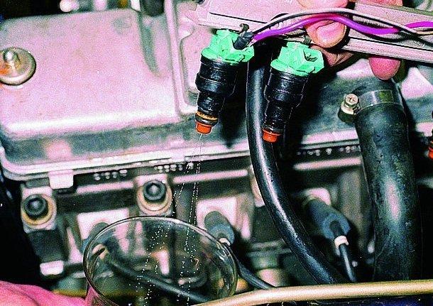 Фото №8 - проверка инжектора ВАЗ 2110