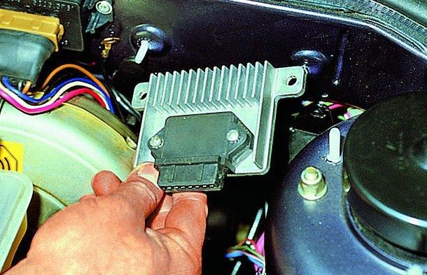 Замена коммутатора зажигания на ВАЗ