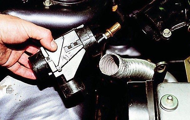 Замена терморегулятора на ВАЗ