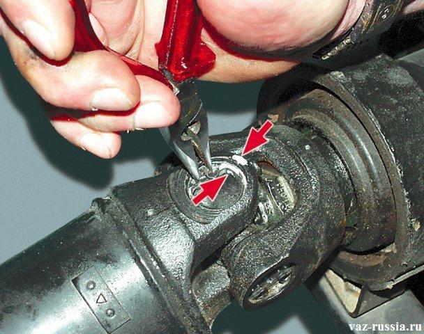 Ваз 2107 балансировка кардана