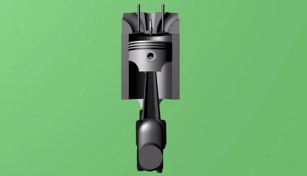 Для чего устанавливать поршень четвертого цилиндра в положение ВМТ?