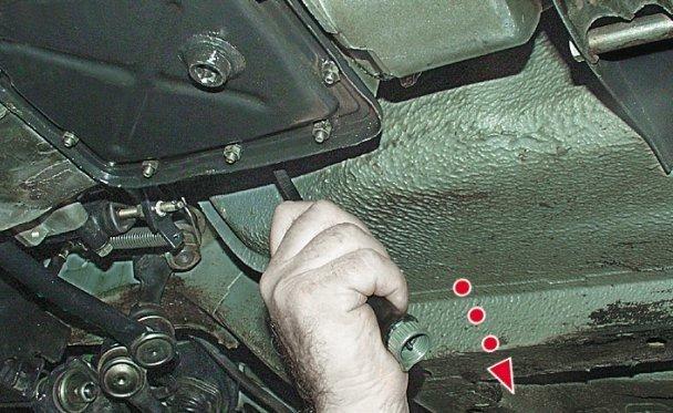 Замена троса спидометра на ВАЗ