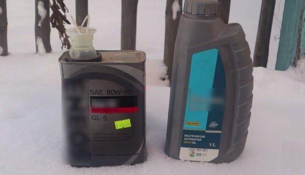 Какое масло заливать в коробку на ВАЗ