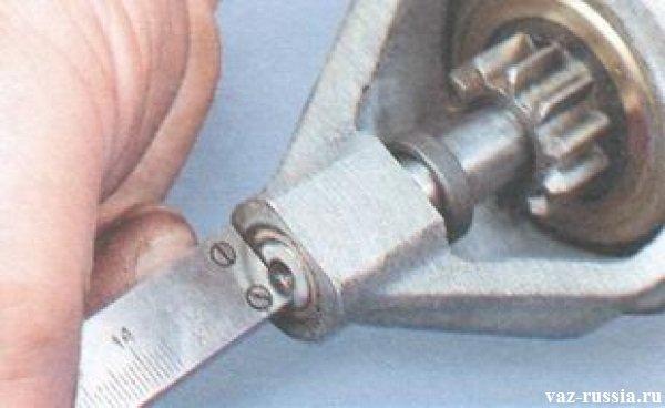 Фото №5 - втулка стартера ВАЗ 2110 размеры