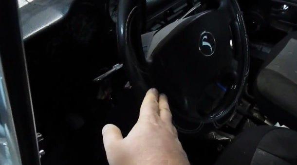 Регулировка люфта рулевого колеса на ВАЗ