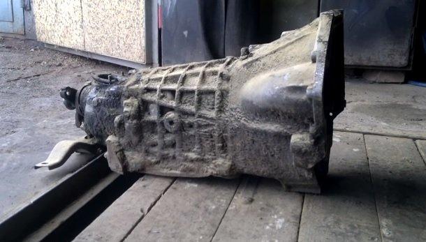 Ремонт коробки передач на ВАЗ