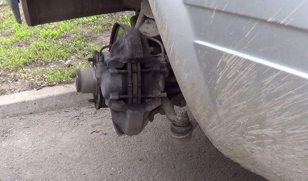 Прокачка тормозов на ВАЗ