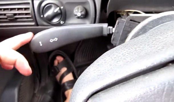 Замена переключателя поворота на ВАЗ