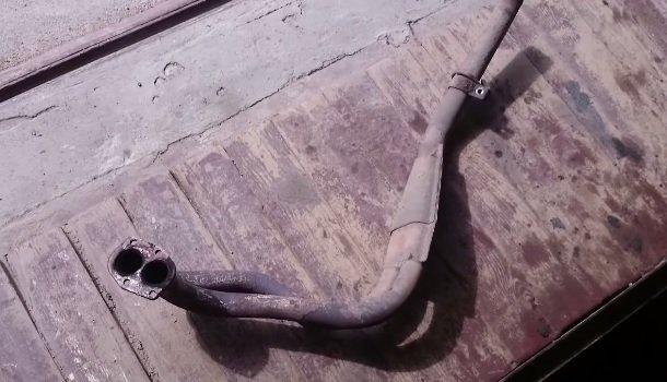 Замена приемной трубы на ВАЗ