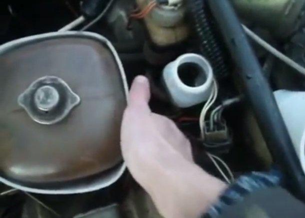 Замена жидкости в сцеплении на ВАЗ