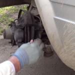 Как развести передние тормозные колодки на ВАЗ 2101-ВАЗ 2107?