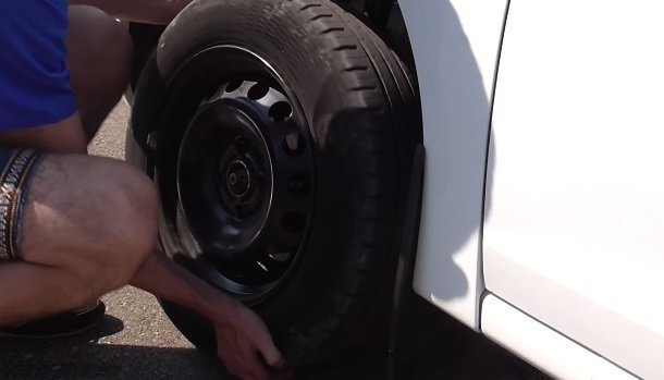 Правильная замена колёс на автомобилях ВАЗ