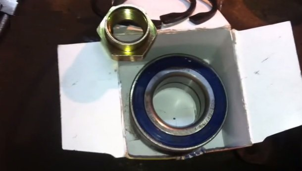 Замена подшипника передней ступицы на ВАЗ