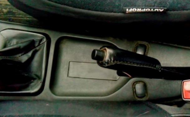 Проверка работоспособности ручника на автомобилях ВАЗ
