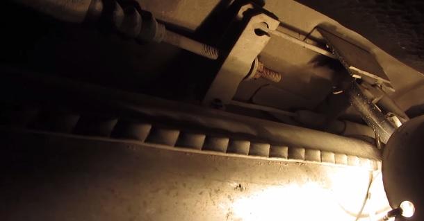 Регулировка троса ручника на ВАЗ