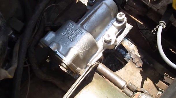 Ремонт рулевого редуктора на ВАЗ