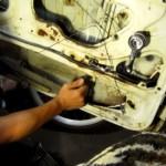 Замена переднего бокового стекла на ВАЗ 2101, ВАЗ 2102, ВАЗ 2103, ВАЗ 2106