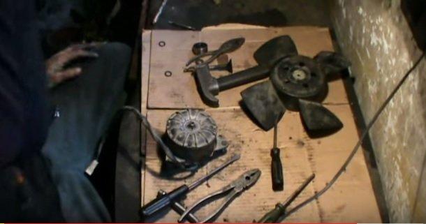 Замена электродвигателя вентилятора на ВАЗ