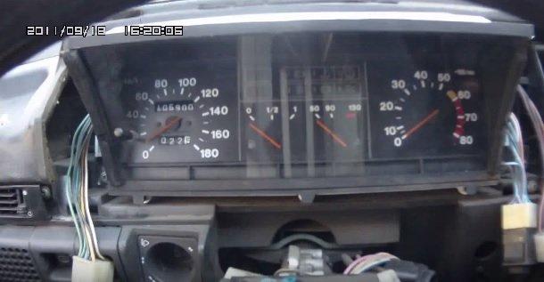 Замена комбинации приборов высокой панели на ВАЗ