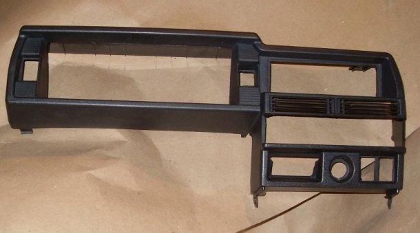 Замена щитка высокой панели приборов на ВАЗ