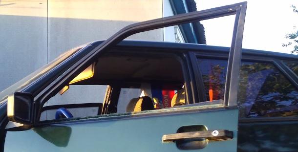 Замена бокового стекла на ВАЗ
