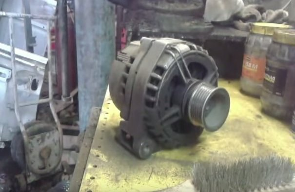 Ремонт генератора на ВАЗ