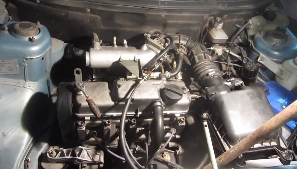 Ремонт двигателя ваз 2110 8 клапанов инжектор
