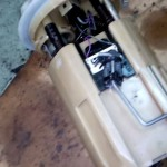 Замена датчика уровня топлива на ВАЗ 2113, ВАЗ 2114, ВАЗ 2115