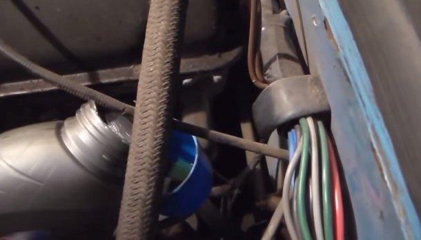Замена масла в коробке передач на ВАЗ