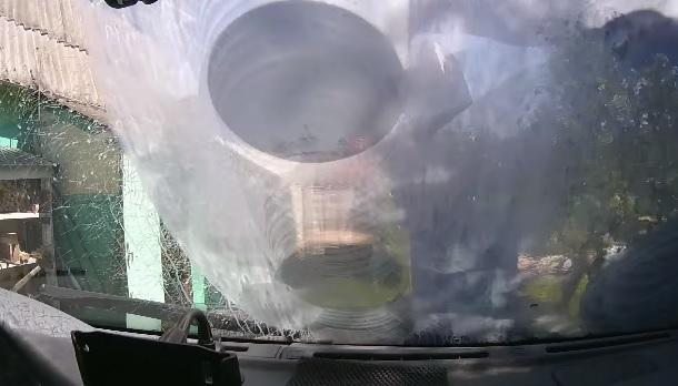Как отполировать стекло на автомобиле