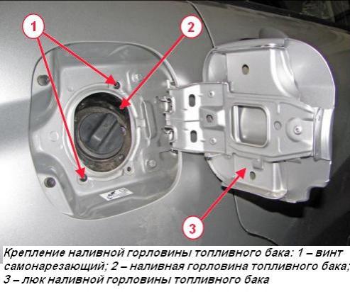 Как снять бензобак x-ray