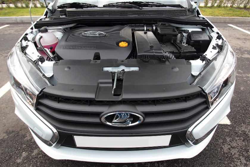 Двигатель Лада Веста CNG