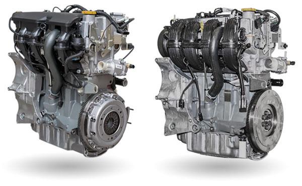 Двигатель Лада Веста 1.6