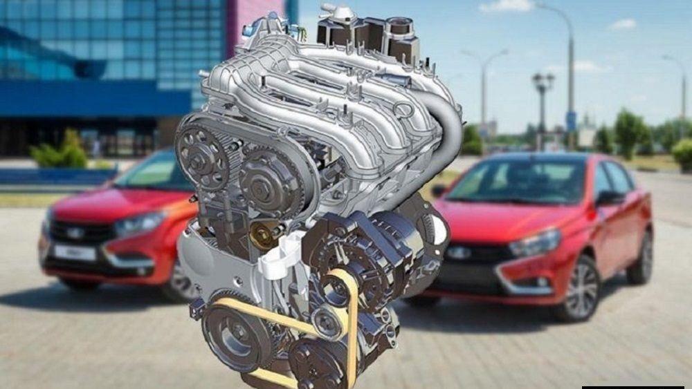 Виды двигателей на XRay