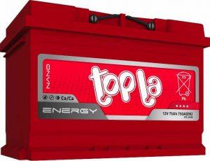 Topla energy АКБ